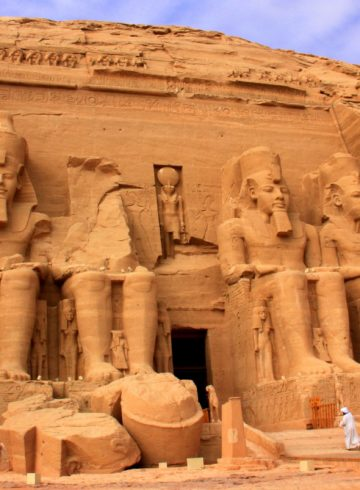 abu simbel is must in every egypt itinerary