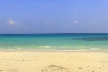 Havelock Island is in India