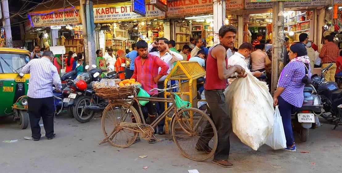 khrai baoli is busy