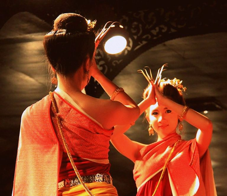 chiang mai has its special lanna culture