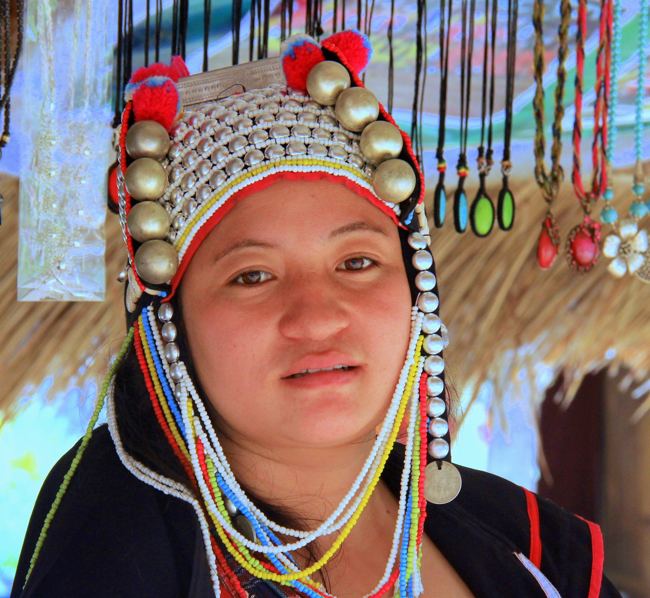 each of the thai hill tribes have their own language