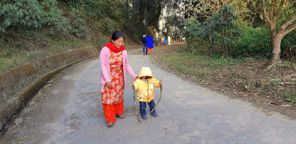 glimpse of our sikkim spring trip