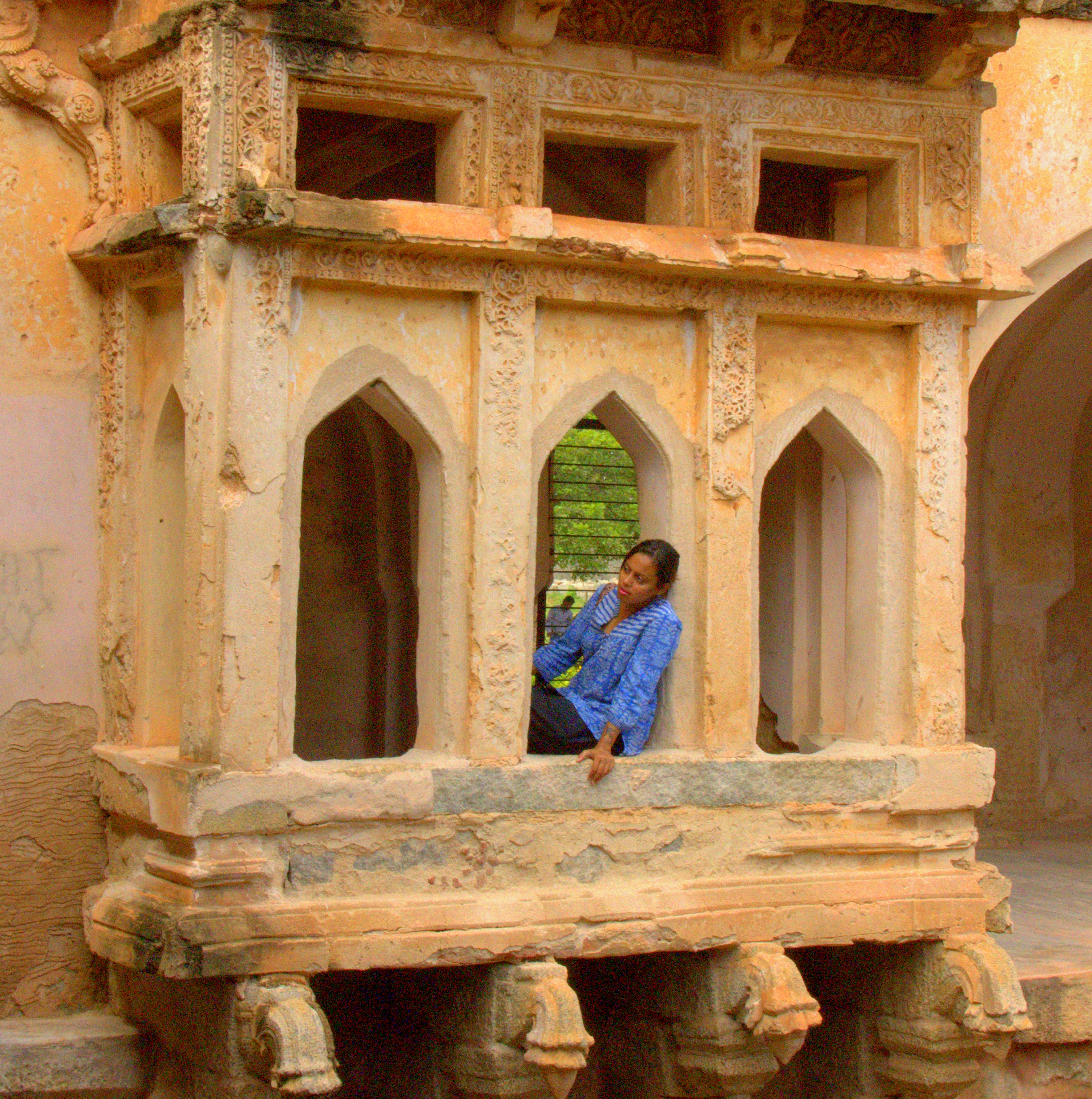 Queen's Bath is must visit spot of the Hampi Royal Enclosures trail