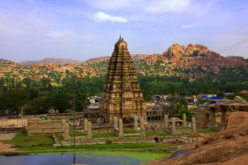 tehampi has old temples