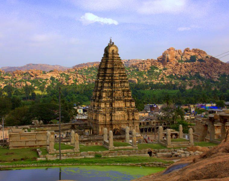 tehampi has old temples