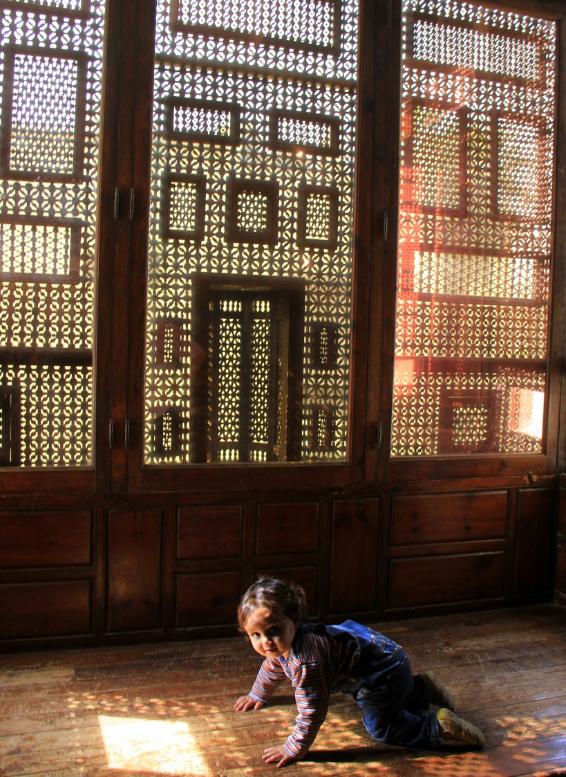 The Coptic Cairo Museum is very beautiful