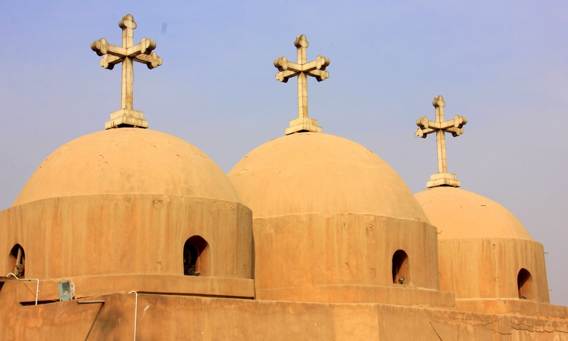 Coptic Cairo is good for exploring