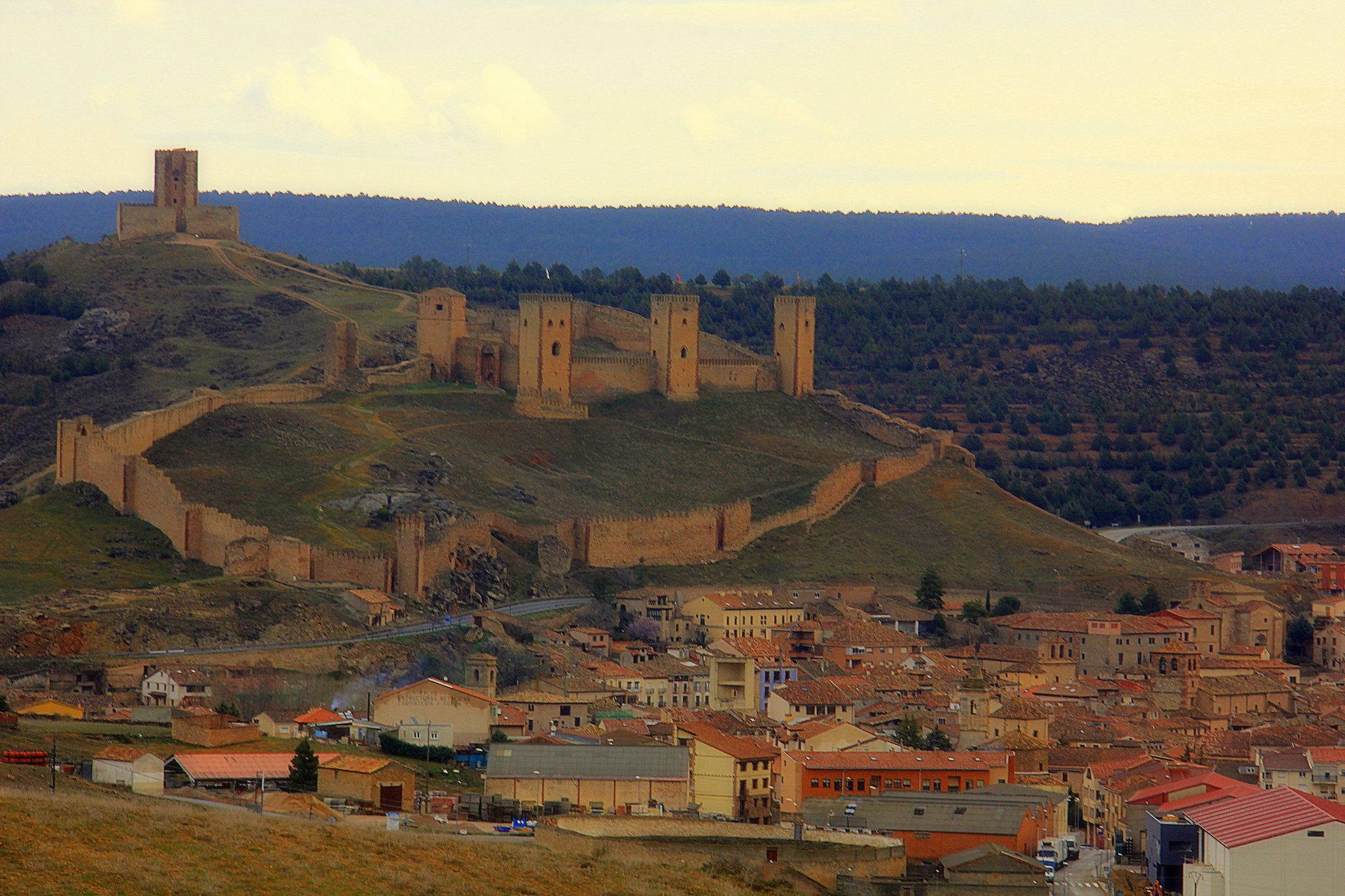 La Mancha is the land of the delusional knight, Don Quixote