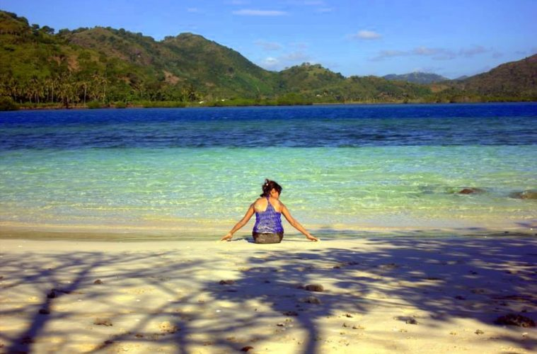 lombok has beautiful beaches