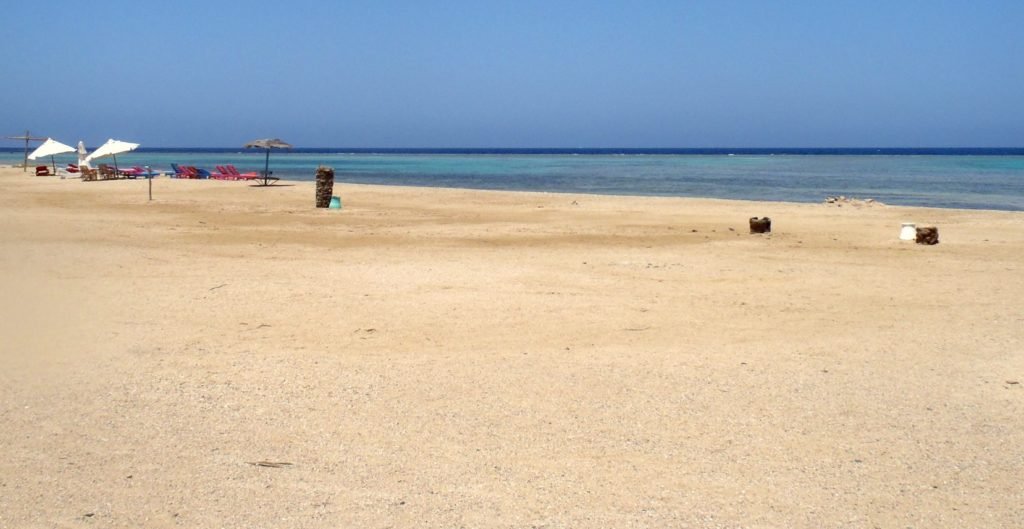 Marsa Alam beach near Tondoba Bay