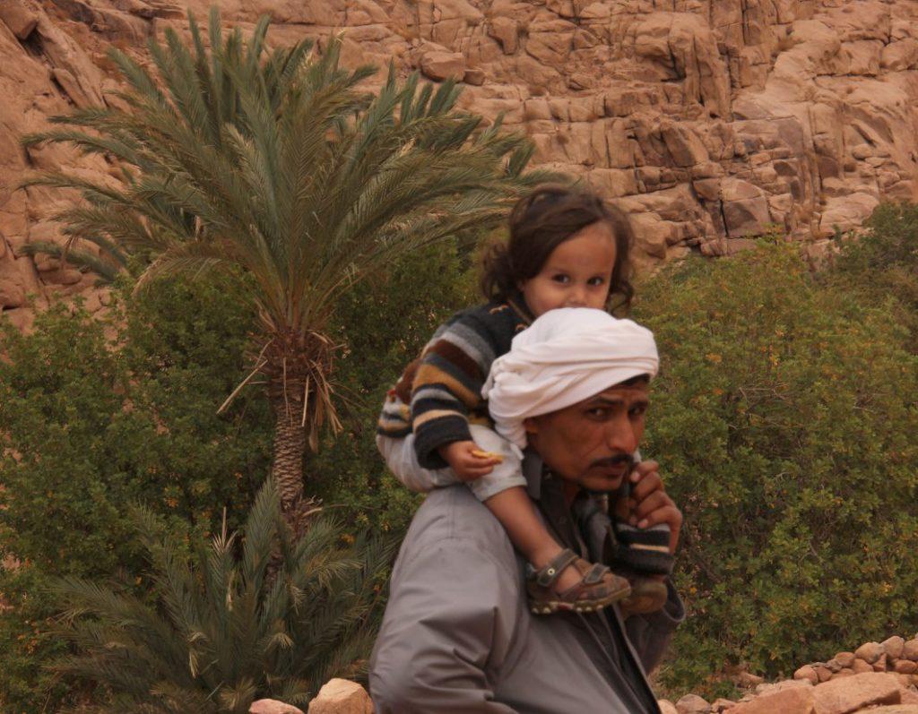The Jabaleya Bedouins of St.Katherine