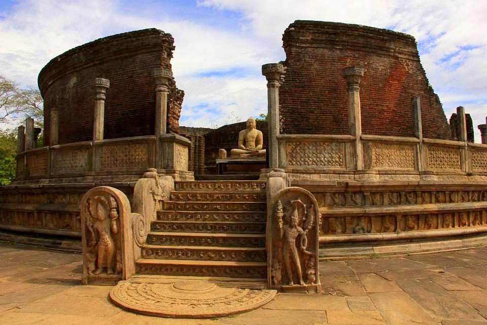 polonnaruwa quadrangle