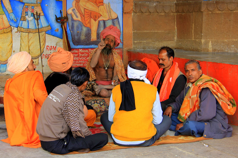 Kashi is filled with cultural and spiritual riches