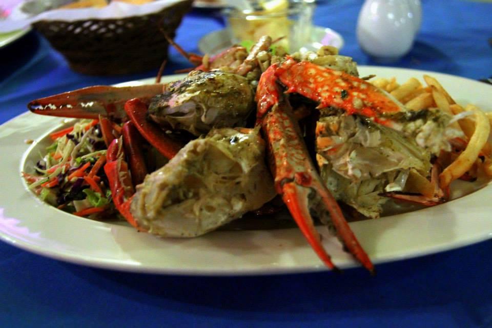 sri lanka pepper crab