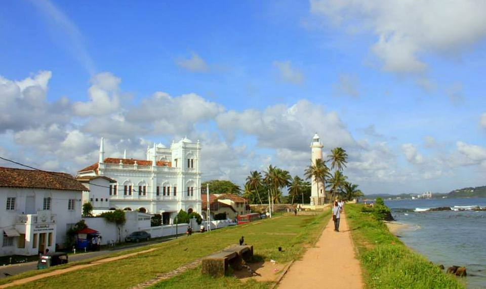 The UNESCO Heritage Site of Galle