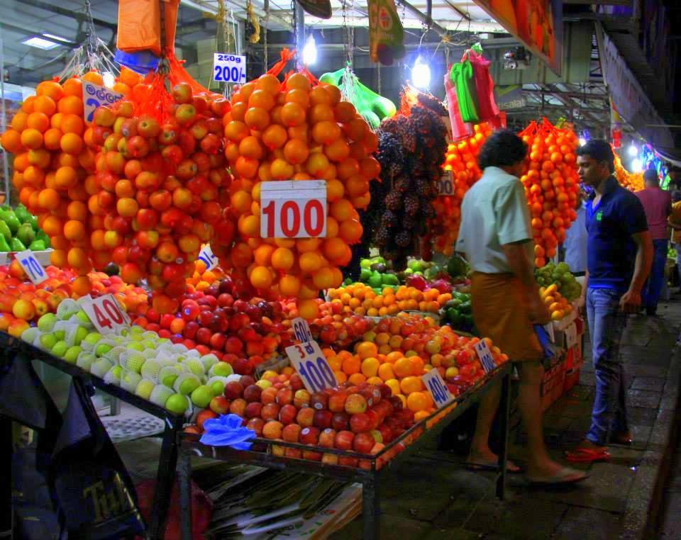 kollupitiya market fresh produce market in colombo