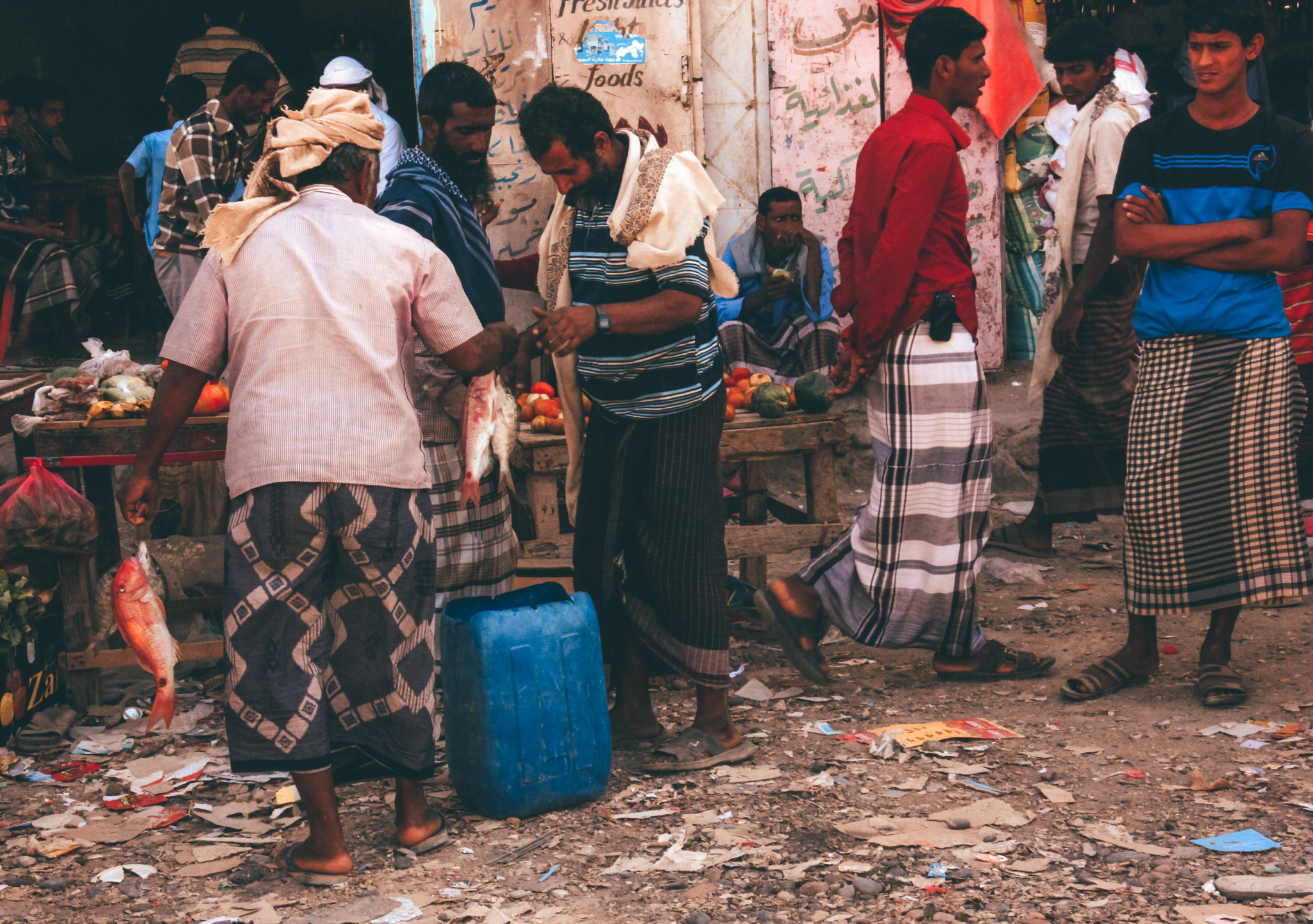 the market of hadibo