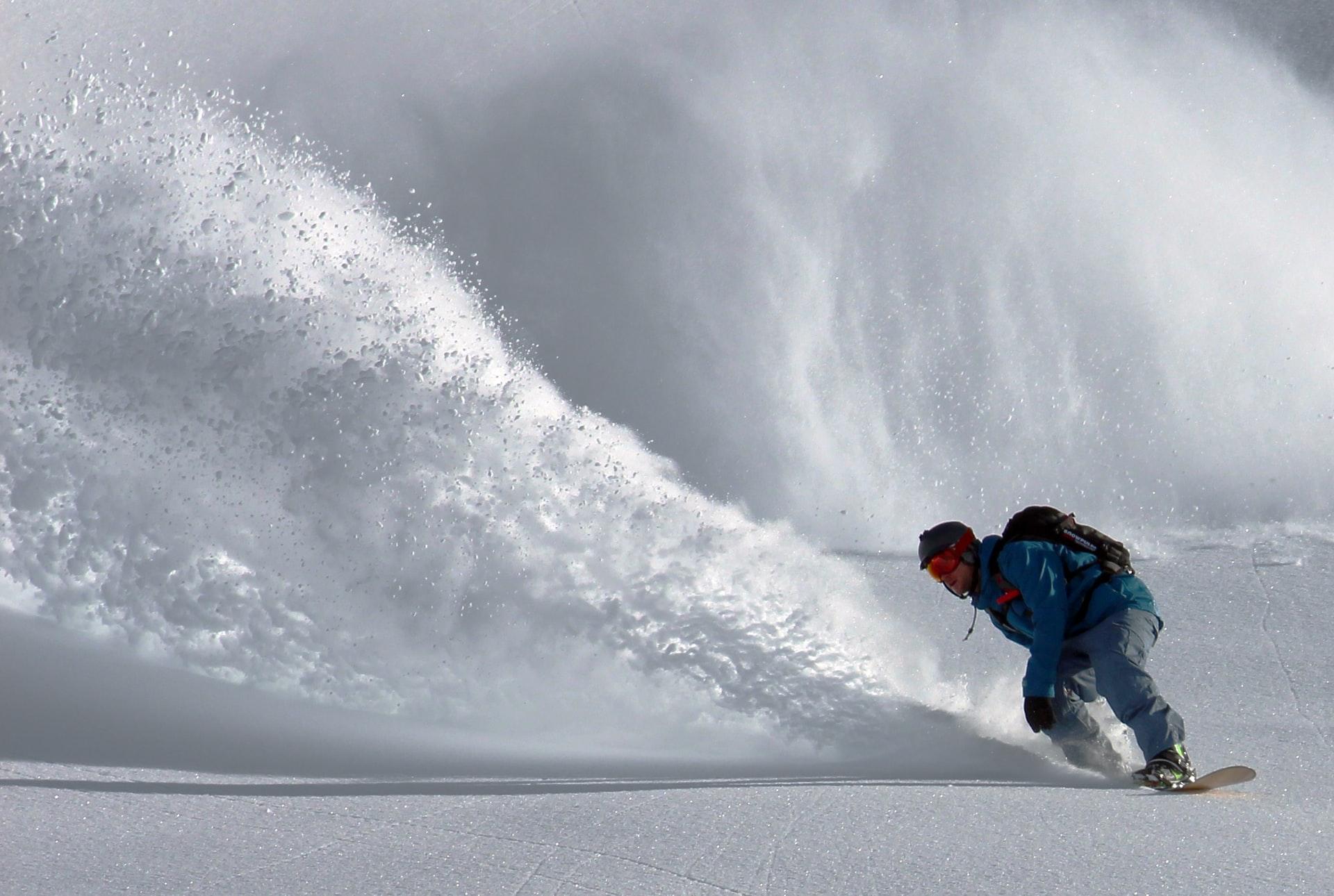 snowboard sport