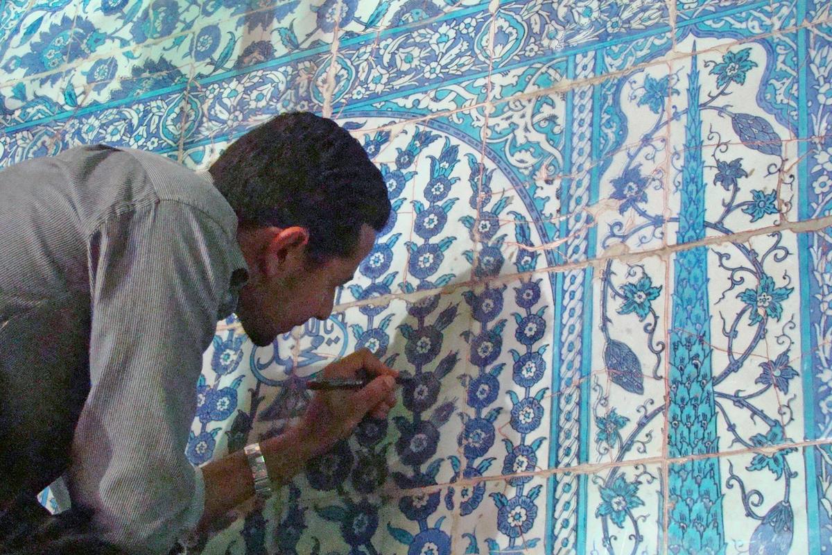 mosque of aqsunqur